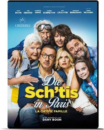 Die Sch'tis in Paris (2018)