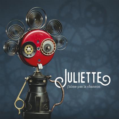 Juliette - J'Aime Pas La Chanson (Digipack)