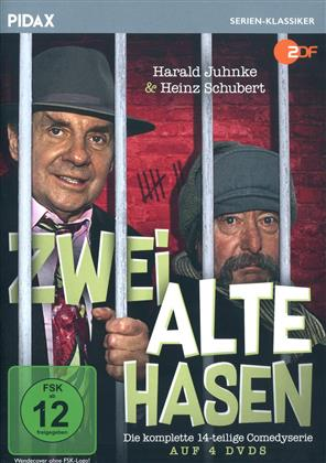 Zwei alte Hasen - Die komplette Serie (Pidax Serien-Klassiker, 4 DVDs)