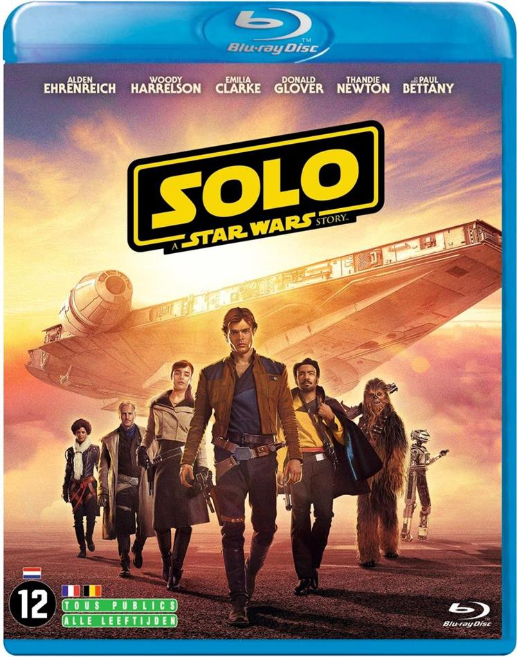 Solo - A Star Wars Story (2018) (2 Blu-rays)