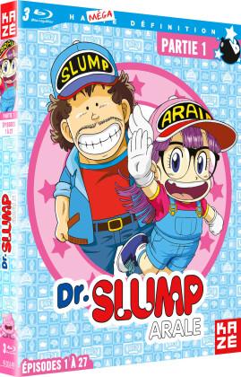 Dr. Slump - Arale - Vol. 1 (1981) (Megabox, 3 Blu-ray)