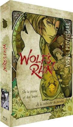 Wolf's Rain (Collector's Edition, Limited Edition, 3 Blu-rays)