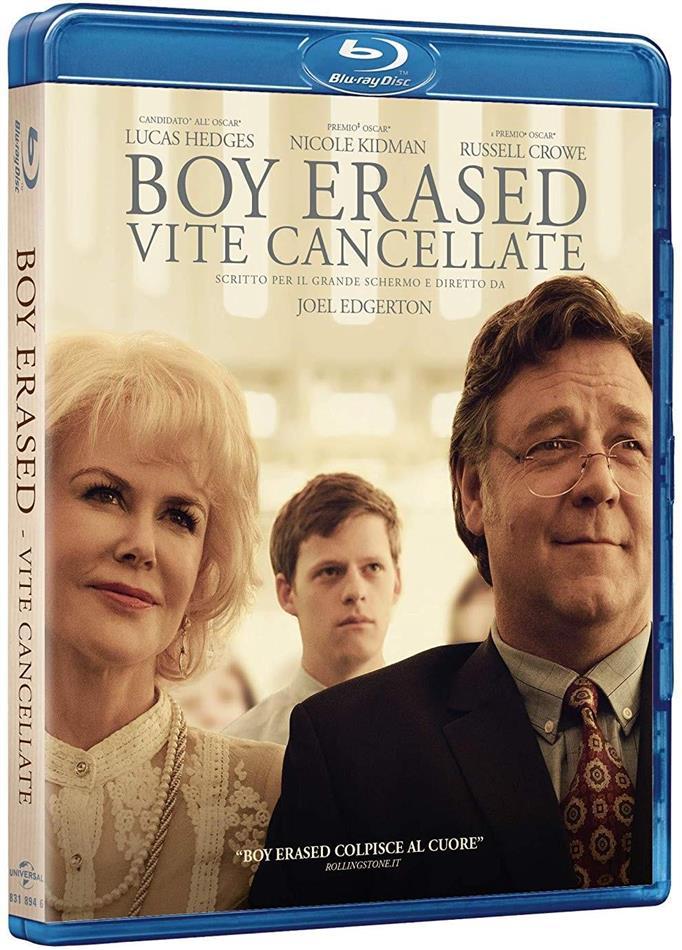 Boy Erased - Vite cancellate (2018)