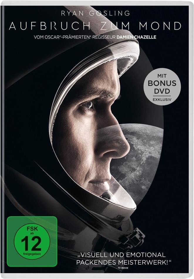 Aufbruch zum Mond (2018) (2 DVDs)