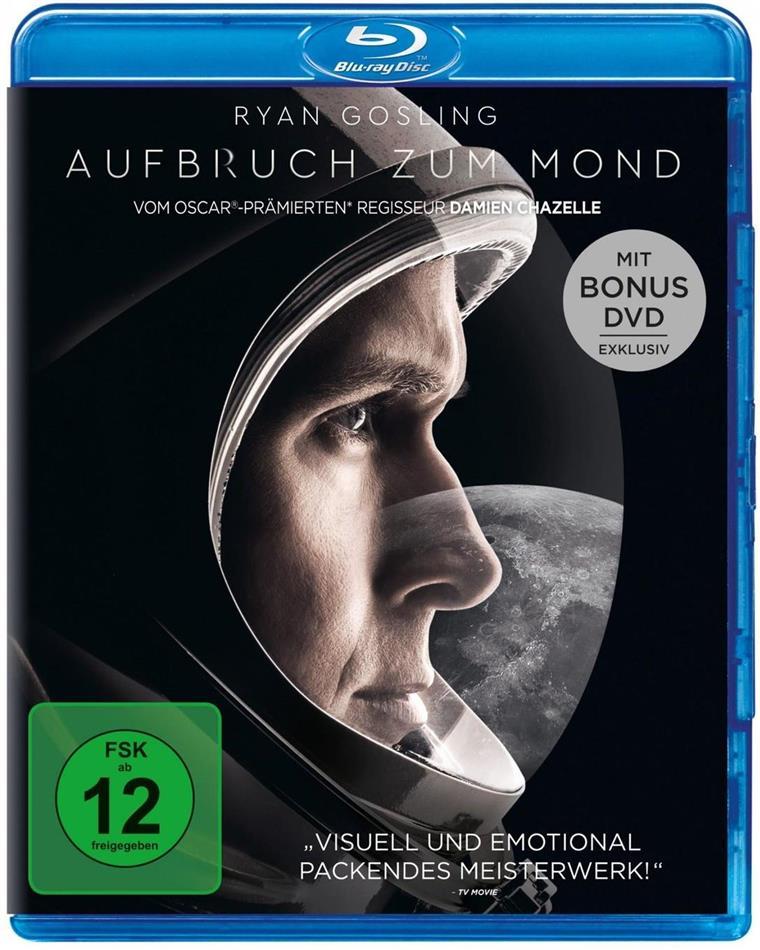 Aufbruch zum Mond (2018) (Blu-ray + DVD)