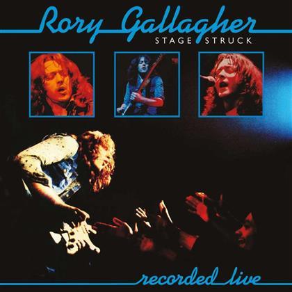 Rory Gallagher - Stage Struck (2018 Reissue, Versione Rimasterizzata)
