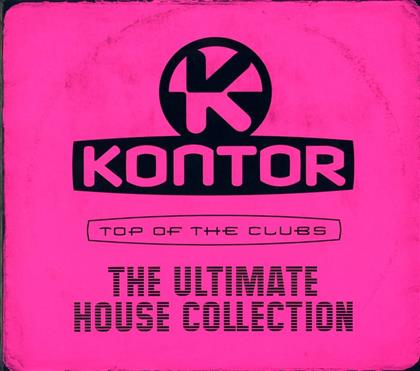 Kontor - Top Of The Clubs - Ultimate House Collection (3 CDs)