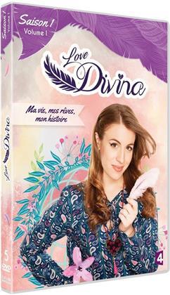 Love Divina - Saison 1 - Volume 1 (5 DVDs)