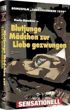 Blutjunge Mädchen zur Liebe gezwungen (1976) (Grosse Hartbox, Cover C, Limited Edition, Uncut, 2 DVDs)