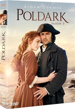 Poldark - Saison 3 (3 DVDs)