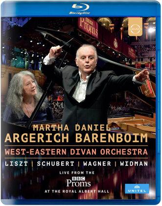 West-Eastern Divan Orchestra, Daniel Barenboim & Martha Argerich - Live at the BBC Proms