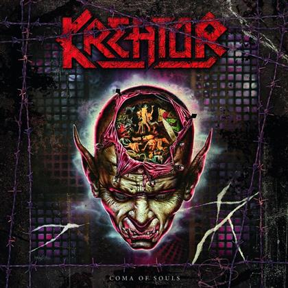 Kreator - Coma Of Souls (2018 Reissue, 2 CDs)