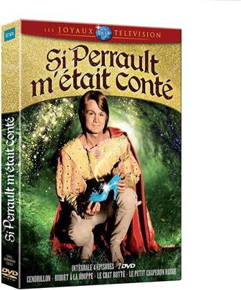 Si Perrault m'était conté (Collection Les joyaux de la télévision, s/w, 2 DVDs)