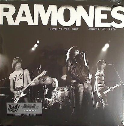 Ramones - Live At The Roxy 8/12/76 (LP)