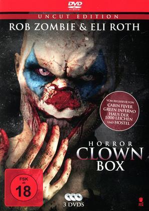 Horror Clown Box (Uncut, 3 DVDs)