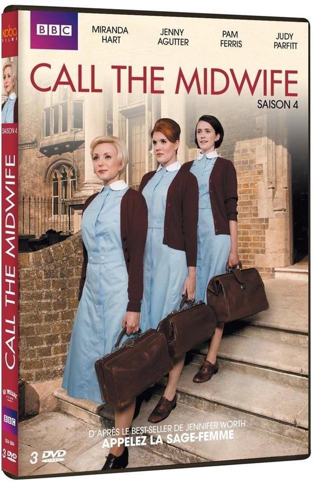 Call the Midwife - Saison 4 (BBC, 3 DVDs)