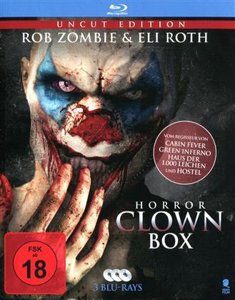 Horror Clown Box (3 Blu-rays)