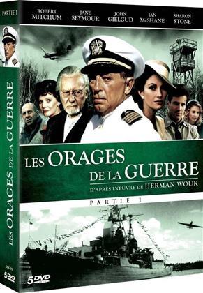 Les orages de la guerre - Partie 1 - Mini-série (5 DVDs)