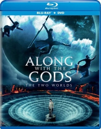 Along With The Gods - The Two Worlds (2017) (Blu-ray + DVD)