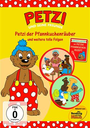 Petzi und seine Freunde - Petzi und der Pfannkuchenräuber (Limited Edition)