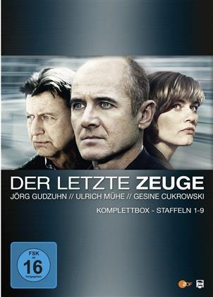 Der letzte Zeuge - Komplettbox (19 DVDs)