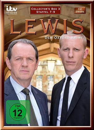 Lewis - Der Oxford Krimi - Collector's Box 3 - Staffel 7-9 (12 DVDs)