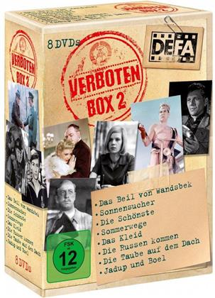 Verboten - Box 2 (8 DVDs)