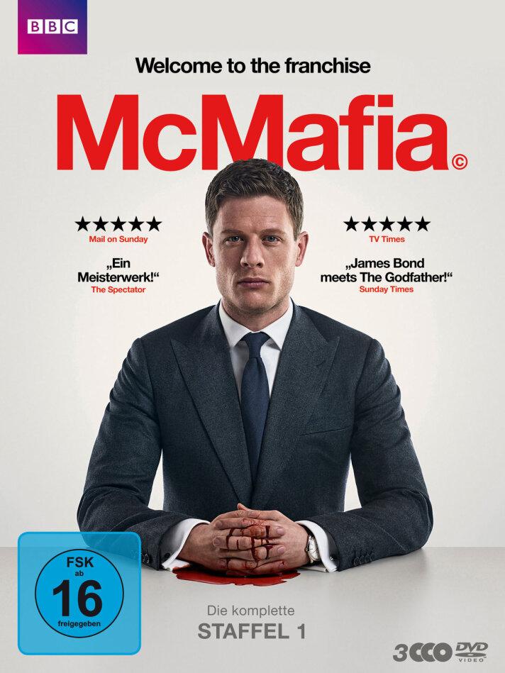 McMafia - Staffel 1 (BBC, 3 DVDs)