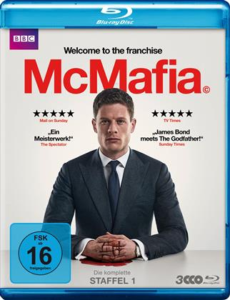 McMafia - Staffel 1 (BBC, 3 Blu-rays)