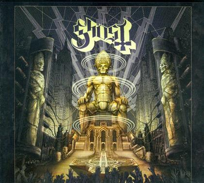 Ghost (B.C.) - Ceremony And Devotion - Live (Digipack, 2 CDs)