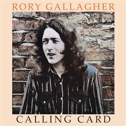 Rory Gallagher - Calling Card (2018 Reissue)