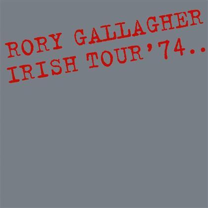 Rory Gallagher - Irish Tour '74 (2018 Reissue)