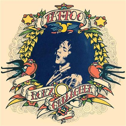 Rory Gallagher - Tattoo - Remastered 2011 (2018 Reissue)