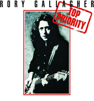 Rory Gallagher - Top Priority (2018 Reissue)
