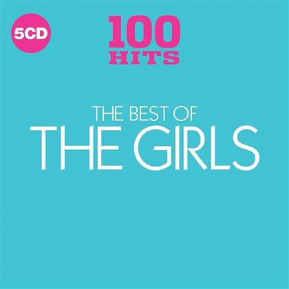 100 Hits - Best Of Girls (5 CDs)