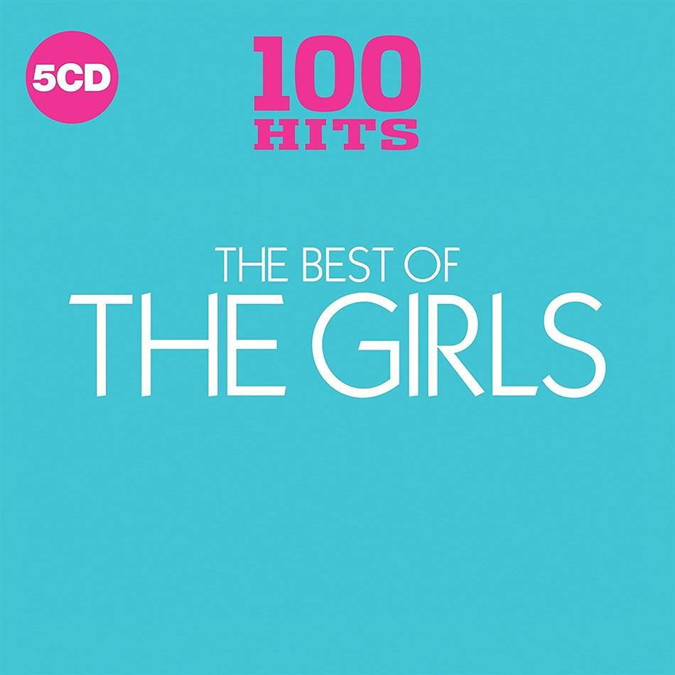 100 Hits - Best Of Girls (5 CDs)