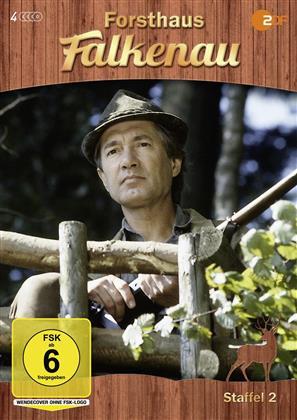 Forsthaus Falkenau - Staffel 2 (Riedizione, 4 DVD)