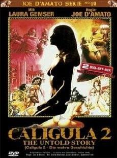 Caligula 2 - The Untold Story - Caligula 2 - Die wahre Geschichte (1982) (Grosse Hartbox, Cover B, Joe D'Amato Serie, Uncut, 2 DVDs)