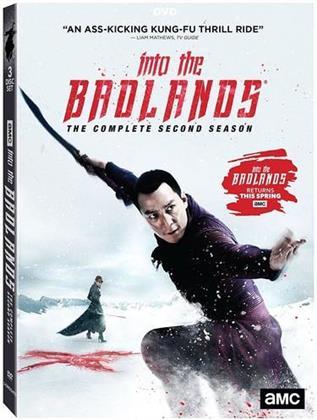 Into The Badlands - Season 2 (3 DVDs)