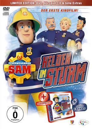 Feuerwehrmann Sam - Helden im Sturm (2014) (Limited Edition, DVD + CD)