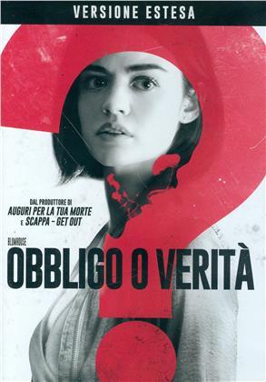 Obbligo o verità (2018) (Extended Edition)
