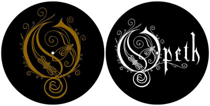 Opeth Slipmat Set - Logo / O
