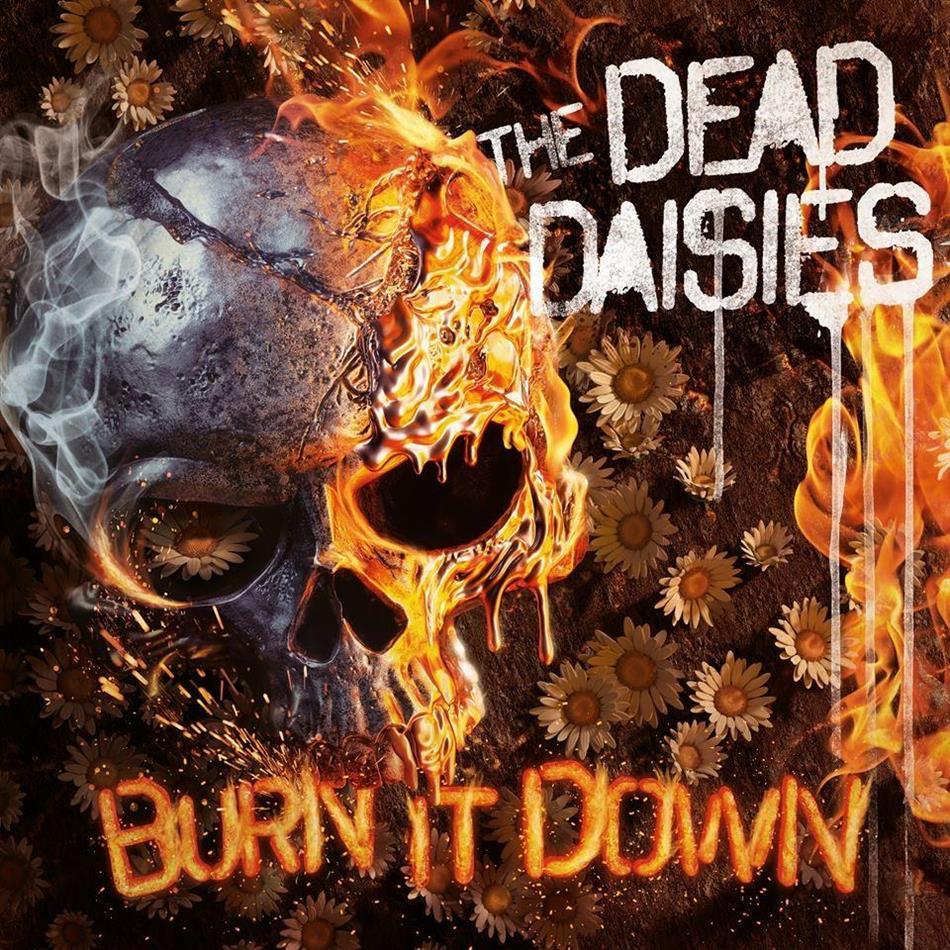 Dead Daisies - Burn It Down (Digipack)