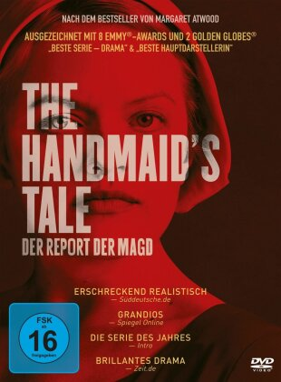 The Handmaid's Tale - Der Report der Magd - Staffel 1 (4 DVDs)