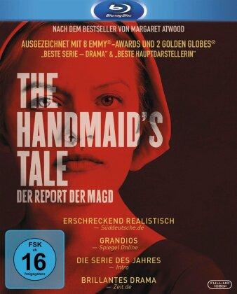 The Handmaid's Tale - Der Report der Magd - Staffel 1 (3 Blu-rays)