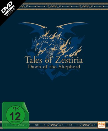 Tales of Zestiria - Dawn of the Shepherd (2015) (Digibook)