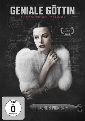 Geniale Göttin - Die Geschichte von Hedy Lamarr (2017)