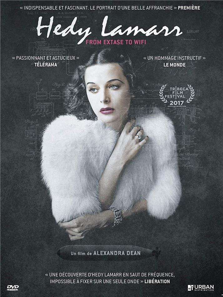 Hedy Lamarr - From Extase to Wifi (2017) (Digibook)