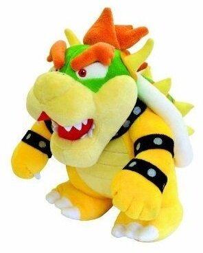 Merc Nintendo Bowser Plüsch 26cm