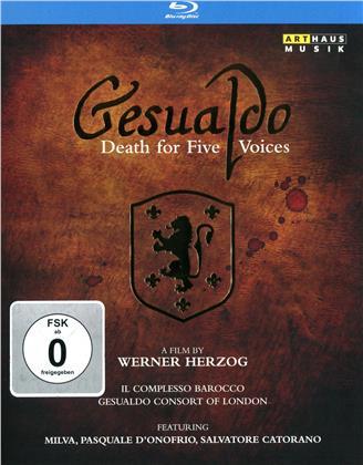 Gesualdo - Death for Five Voices